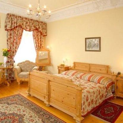 Karlovy Vary luxusně s bazénem a masáží
