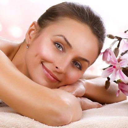 Trojitý relax: masáž chodidel, těla a k tomu zábal