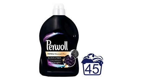 PERWOLL Renew Advanced Black 2,7 L (45 dávek) – prací gel