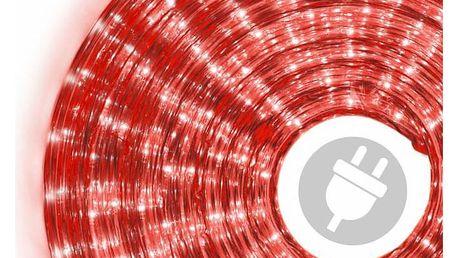 Nexos 1053 Světelný kabel 20 m - červená, 720 minižárovek