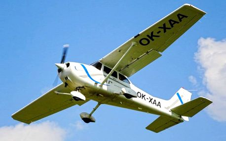 Pilotem letounů CESSNA na zkoušku: až pro 3 osoby