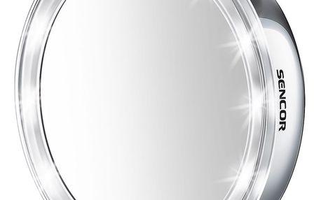 SENCOR SMM 2030SS nástěnné kosmetické zrcátko 41003888