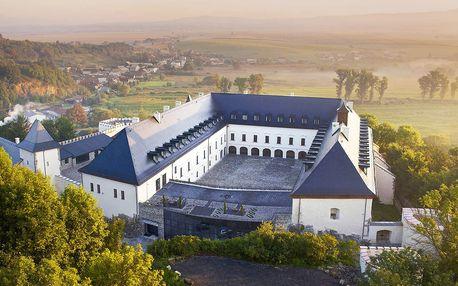 Výjimečný pobyt na zámku The Grand Vígľaš ****