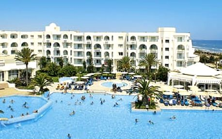 Tunisko - Tunisko pevnina letecky na 8 dnů, all inclusive
