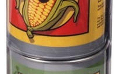 Plechový provázkový telefon Tin Can