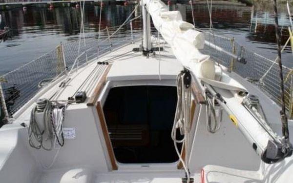 Den na plachetnici s přenocováním4