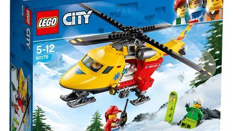 LEGO® City 60179 Záchranářský vrtulník