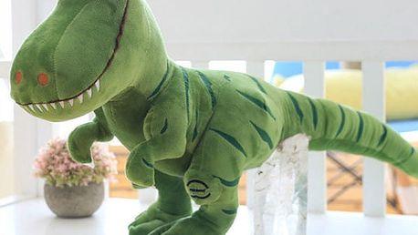 Plyšový dinosaurus - 2 barvy