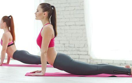 """Cvičení """"Fyzio body and mind"""" s prvky jógy"""