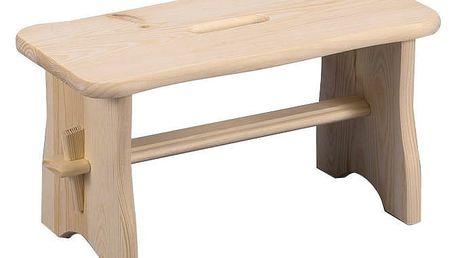 Dřevěná stolička, ZELLER
