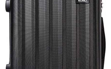 Dámský střední černý kufr Trip 1773
