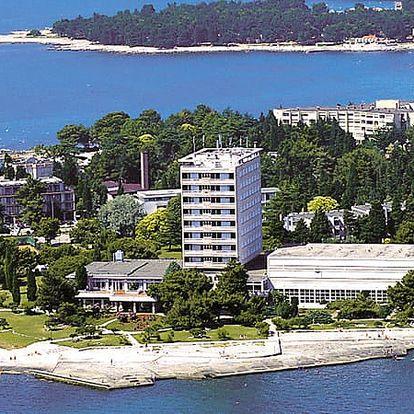 Chorvatsko - Istrie na 8-10 dnů, polopenze