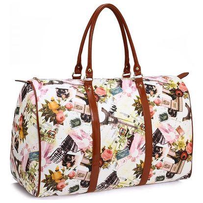 Dámská cestovní taška Bailee 479B