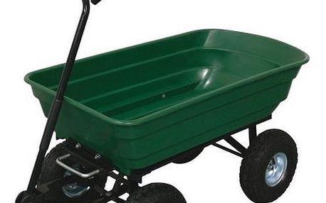 M.A.T. vozík zahradní sklápěcí 125l, korba 106x58x27cm
