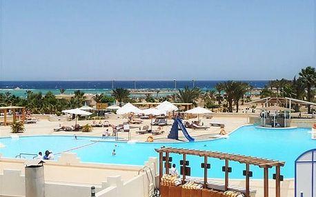 Egypt - Hurghada (oblast) letecky na 8 dnů, all inclusive