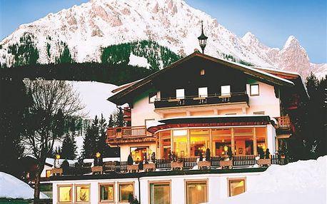 Rakousko - Flachau - Wagrain na 4-8 dnů, polopenze