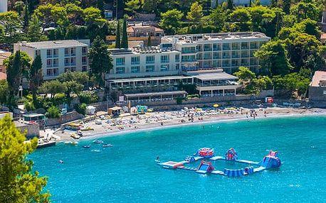 Chorvatsko - Jižní Dalmácie na 8 dnů, polopenze