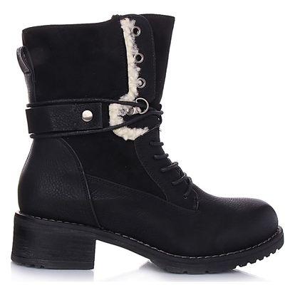 Desun Zimní dámská obuv SW6187B Velikost: 38 (25 cm)