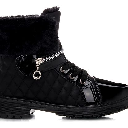 Sboty Zimní boty 5600-1B Velikost: 37 (23 cm)