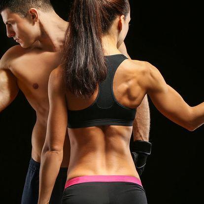 Permanentka do fitness na 10 skupinových lekcí