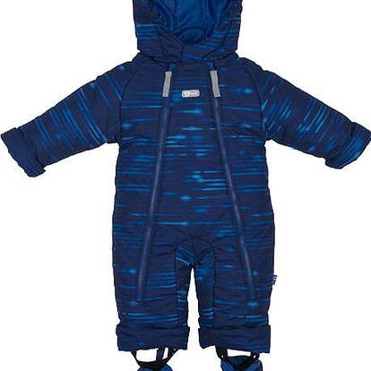 G-MINI Kombinéza zimní kojenecká Bilblo vel. 86, chlapec modrá