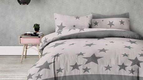 DecoKing Povlečení Stardust, 140 x 200 cm, 70 x 90 cm