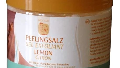 Marimex | Sůl peelingová 500g - citron | 11105749