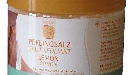 Marimex Peelingová sůl 0,5 kg - citron - 11105749