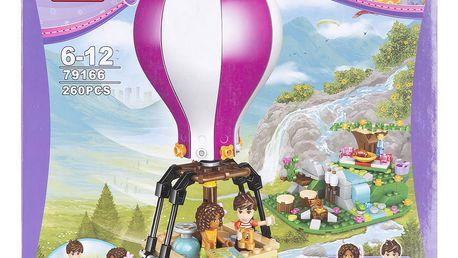 BELA Friend Horkovzdušný balón v Heartlake - 79 ks