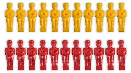 TUNIRO 1310 Náhradní figurky na fotbálek 22 ks