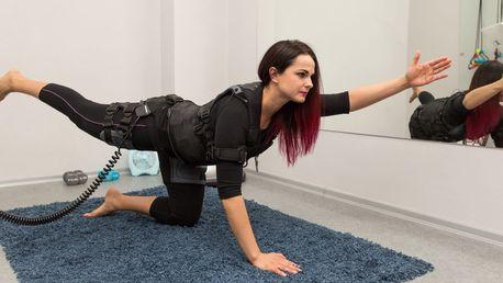 10 tréninků EMS: stimulace svalů elektřinou