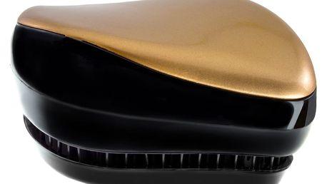 Fashion Icon Designový vlasový kartáč bronzový