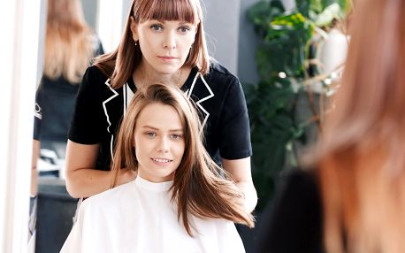 Nový střih a styling ve vlasovém studiu Freya