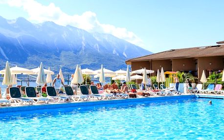 Lago di Garda s all-inclusive od jara až do podzimu 2019
