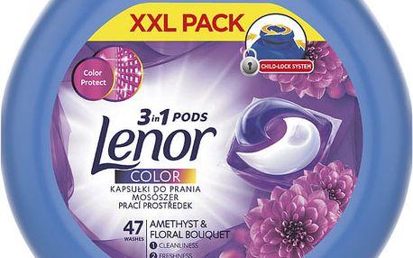 LENOR Amethyst Color (47 dávek) – gelové kapsle