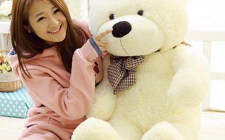 Plyšový medvěd - 80 cm