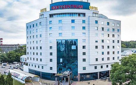 Brno luxusně přímo v centru ve 4* hotelu