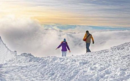 Belianské Tatry u ski areálu + balíček slev