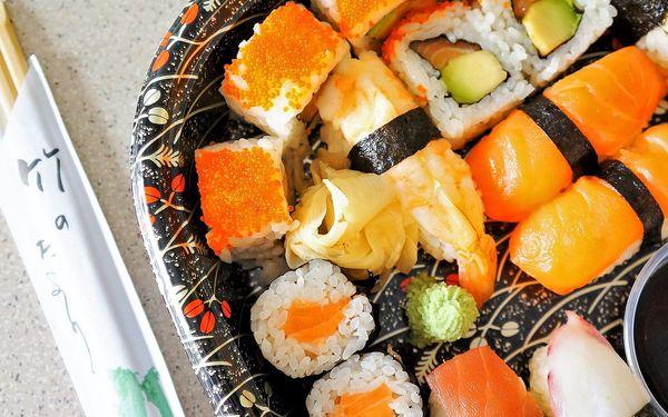 Sety sushi s sebou: 28 nebo 32 ks