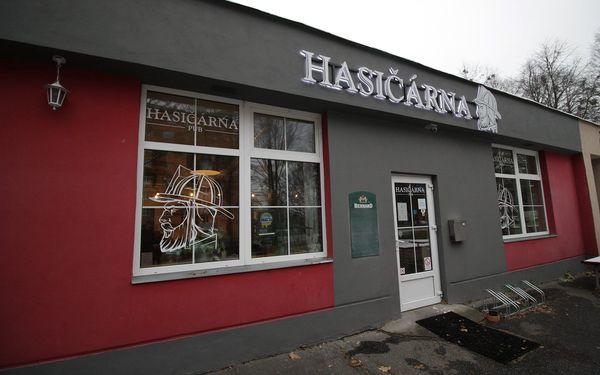 Restaurace Hasičárna