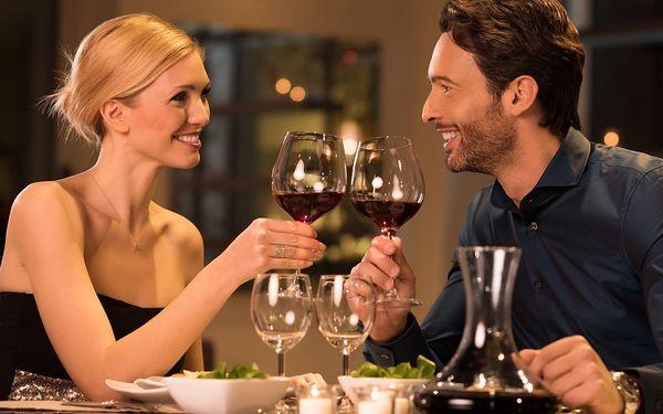 Ve dvou za kulturou: vážná hudba, večeře i víno