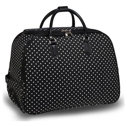 Dámská černá cestovní taška Star 1011B
