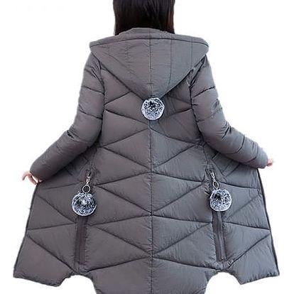 Dámská zimní bunda Tianna - 6 barev