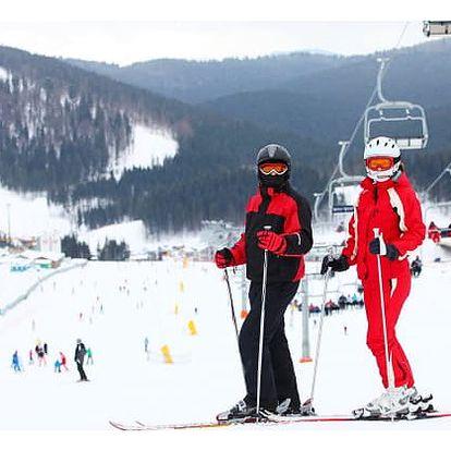 Lipno v penzionu v blízkosti ski areálů