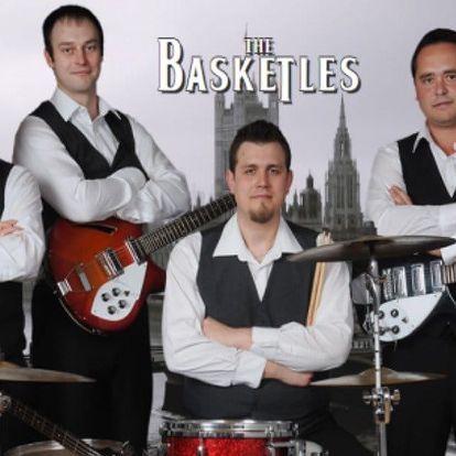 Beatles Revival se skvělou skupinou The Basketles