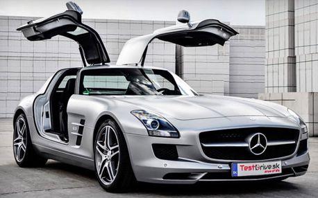 Jízdy ve Ferrari, Lamborghini i Mercedes Benz