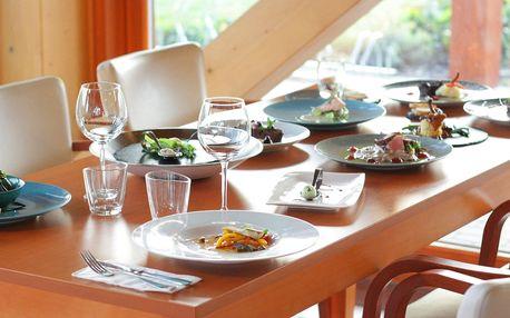 Luxusní 11chodové degustační menu pro 2 osoby