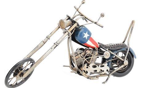 BMSHOP Model motorky CHOPPER 1:8