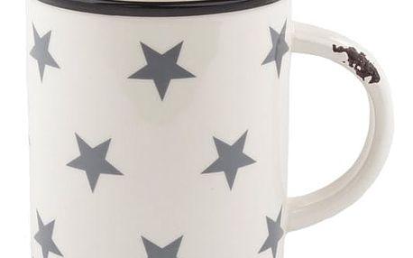 Velký keramický hrnek Hvězdy, 750 ml