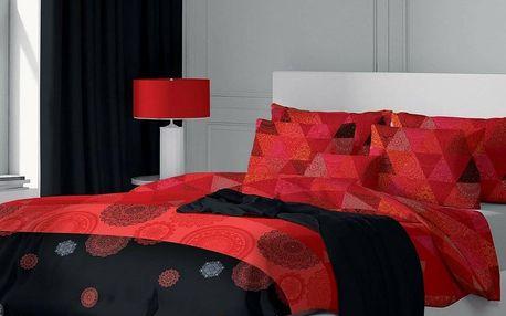 Kvalitex Bavlněné povlečení Marocco, 240 x 200 cm, 2 ks 70 x 90 cm